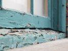 thumbnail Peeling paint on window sill